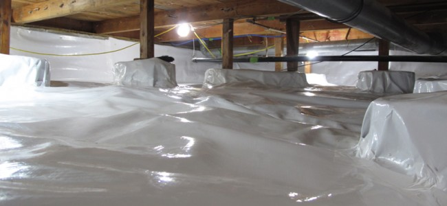4 Innovative Solutions for Your Crawl Space Moisture Blues