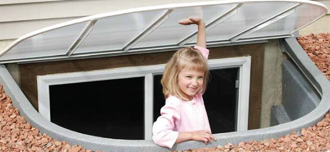 Can Basement Windows Replace Egress Window Systems in Albertson NY?