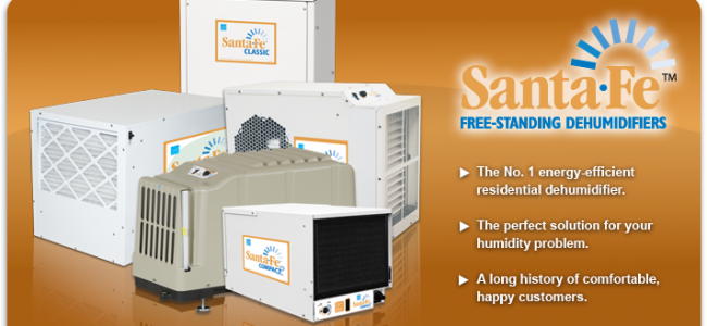 Using Santa Fe Dehumidifiers to Boost Indoor Air Quality in Albertson NY