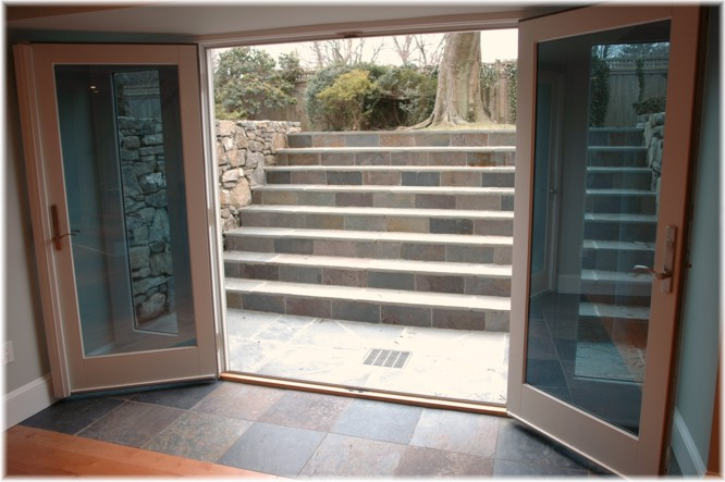 Different types of basements am shield waterproofing for Different types of patio doors