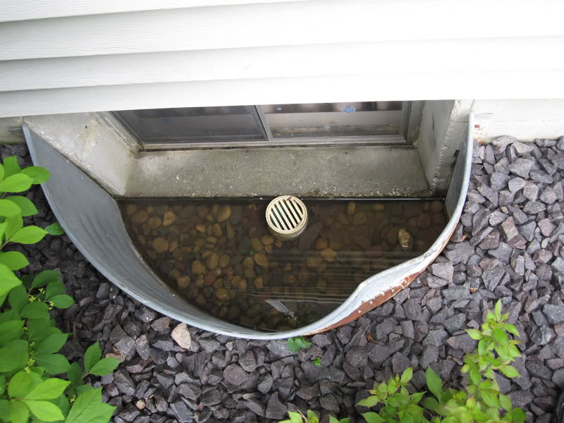 How To Keep Your Basement Dry With Window Well Drains In