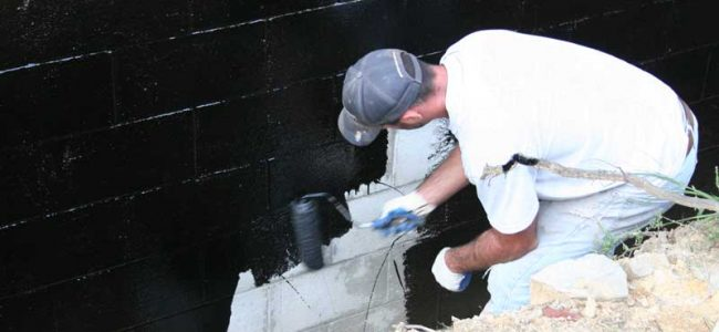 Foundation Waterproofing – Slab on Grade Foundations Need it too – Suffolk County, NY