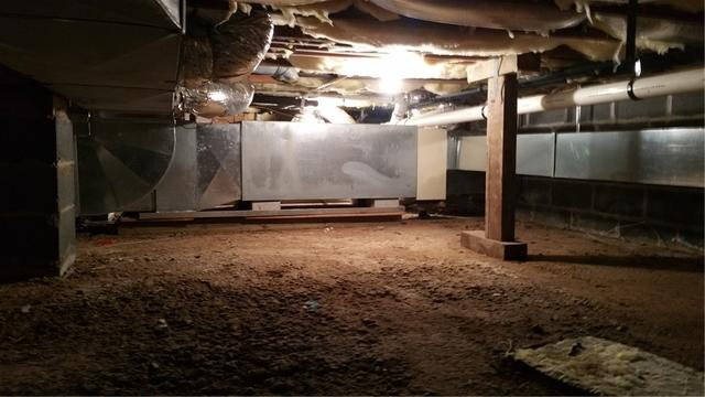Staten Island, NY | Crawlspace Leaking| AM Shield Waterproofing