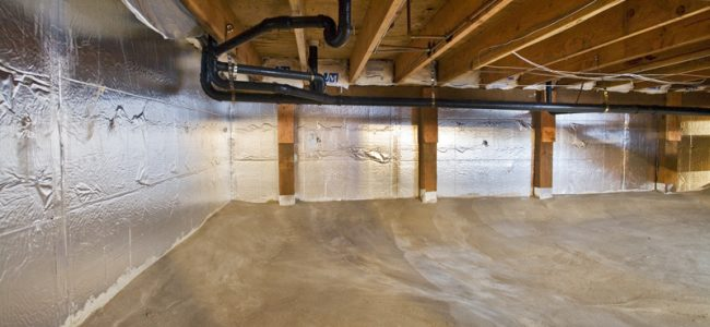 Signs of a Leaky Crawl Space | Staten Island, NY