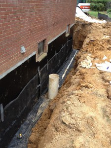 Foundation Waterproofing | Long Island, NY